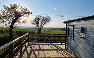 Click here for details of our five static holiday homes